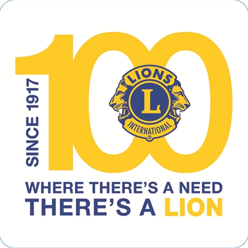 Image result for lions 100 year logo